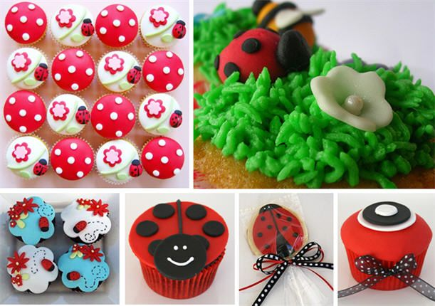 ladybug crafts | Ladybug Treat Roundup · Edible Crafts | CraftGossip.com