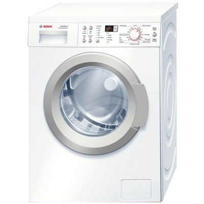 Lave linge Frontal BOSCH WAQ24360FF 7 kg blanc prix promo Webdistrib 345,69 € TTC au lieu de 559,99 €