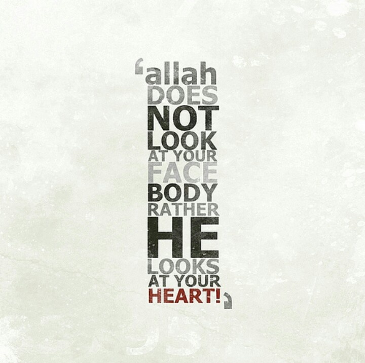 Your heart #god #Allah #muslim #islam #quote #true #religion #love #life #like