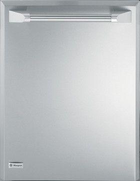 GE Monogram dishwasher with professional panel - contemporary - Dishwashers - New York - GE Monogram