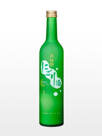 15€ Sake blanco Tradicional Nigori | 500 ml.