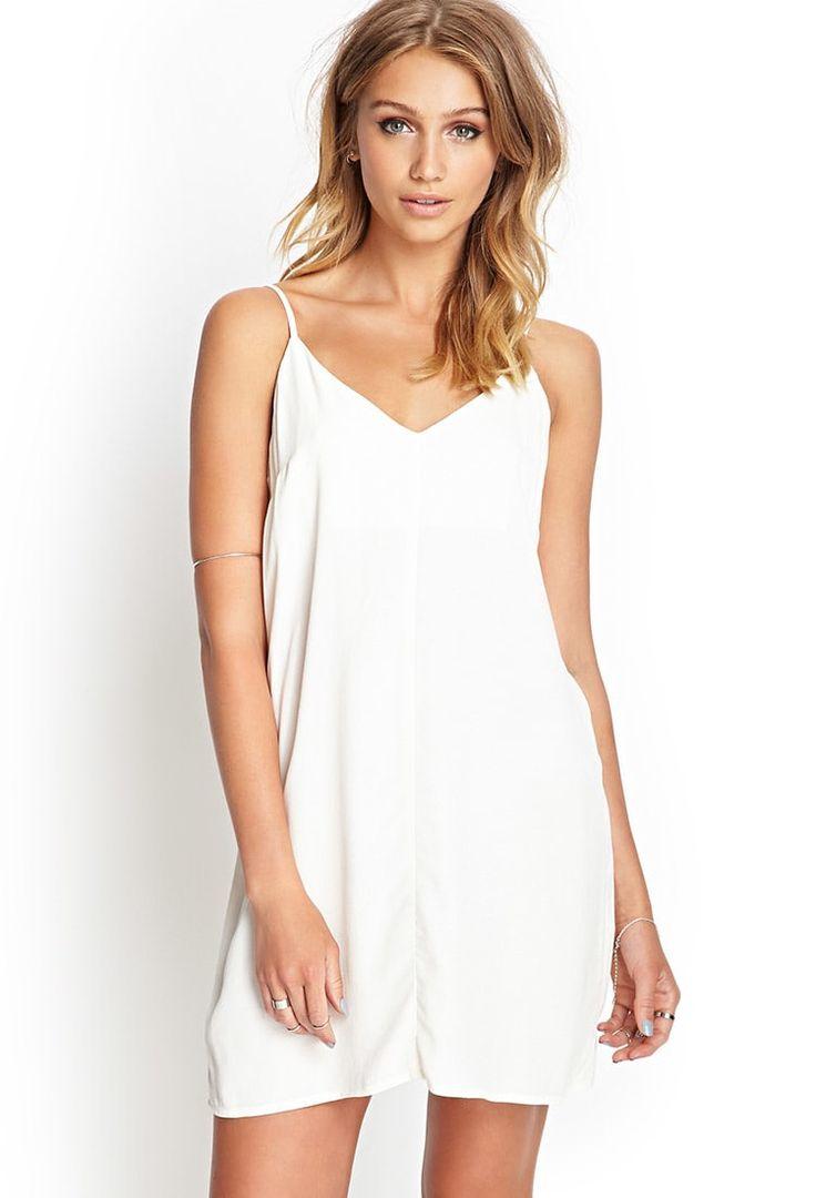 Galerry slip dress f21