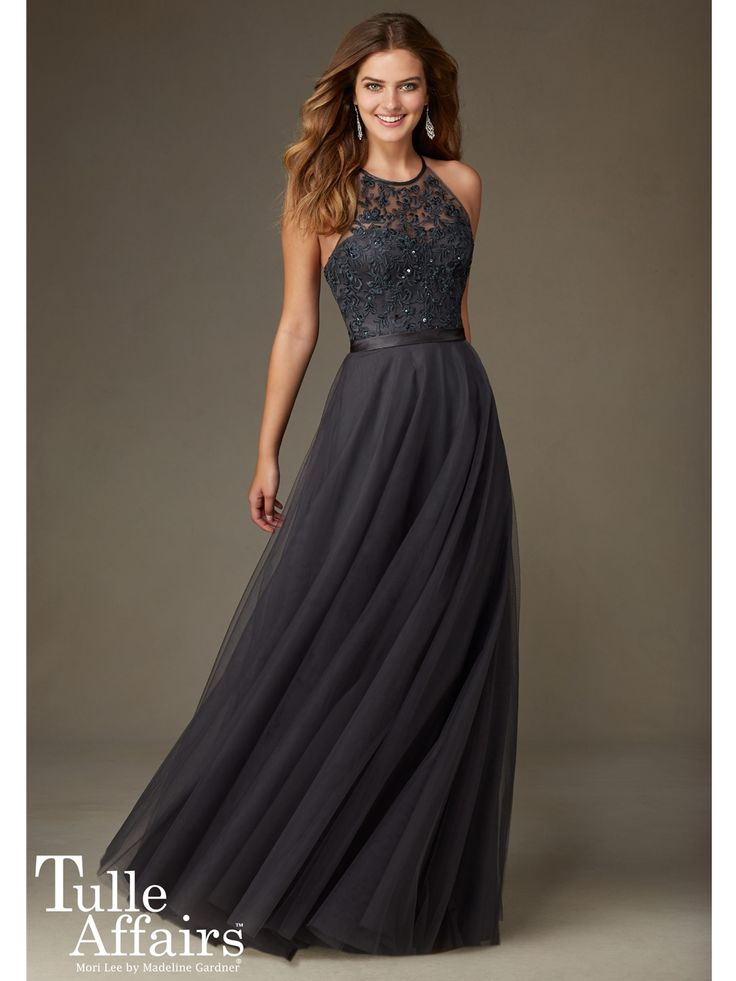 Affairs by mori lee bridesmaid dress style for Winter wedding dress styles