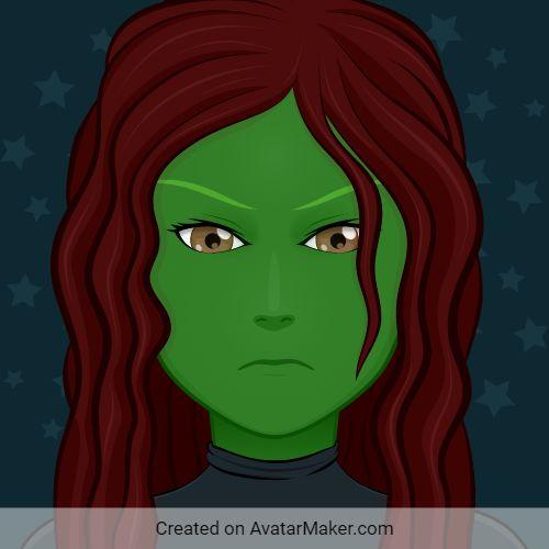 Avatar Maker - Create Your favorite movie character!!!! -Gamora