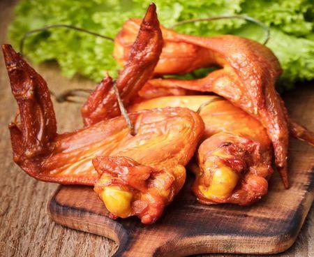 Копченая курица - Рецепты копченой курицы - Как правильно приготовить