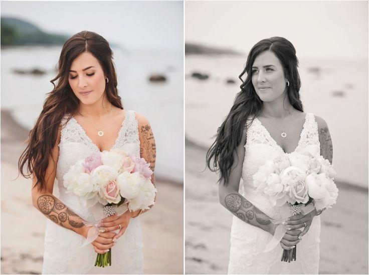 Bröllop Båstad - Sweden #wedding #flowers #peonies #weddingbouquet #weddingdress #portraits #bride #elegant #realwedding #romantic #tattoo #bride #outdoorportraits #summer #beautiful #beach #ocean #summerwedding #swedishwedding #photographer #naturallight #realweddings #porträtt #portraits #kullafoto #annalauridsen #bröllop #båstad #bröllopsfotograf #bryllup #bryllupsfotograf #amorvincitomnia  Bröllop Båstad Skåne [Photo by Anna Lauridsen Kullafoto