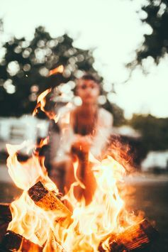 Looking at campfires is something which I can do for hours and hours
