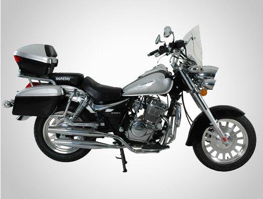 Motos Custom || Shineray - XY 250-5 - #motorcycles