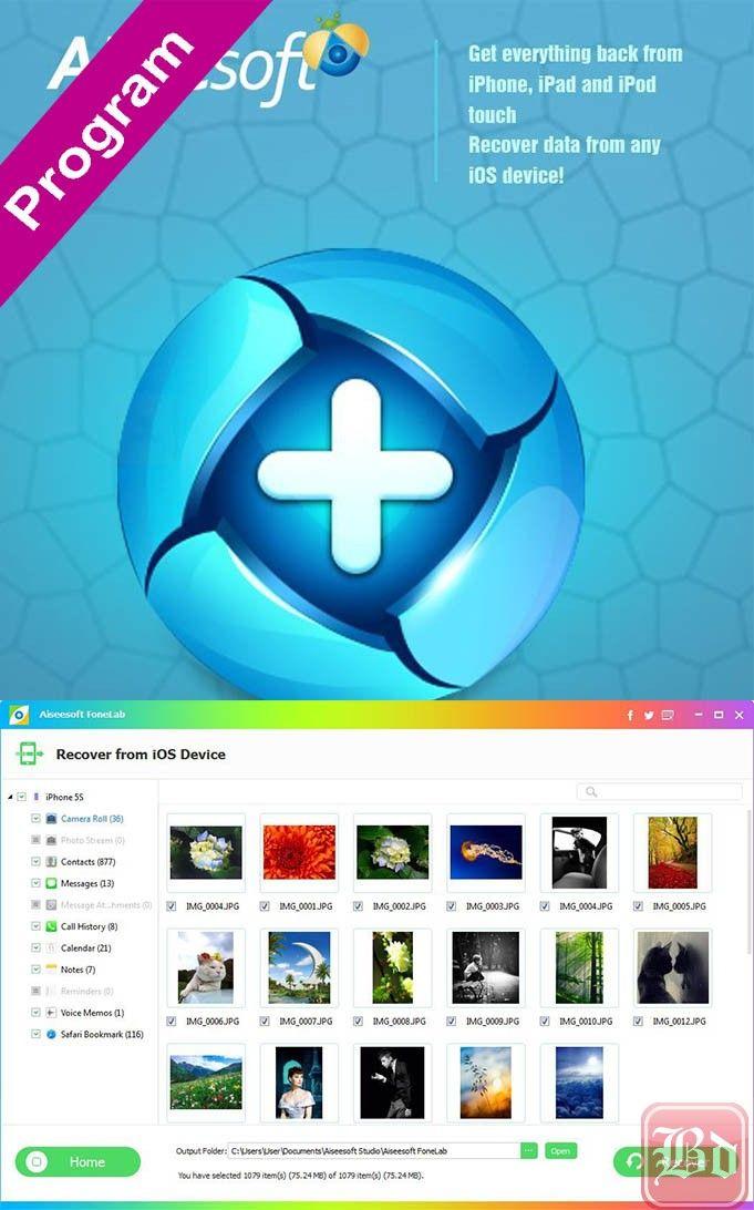 Aiseesoft FoneLab v8.3.8
