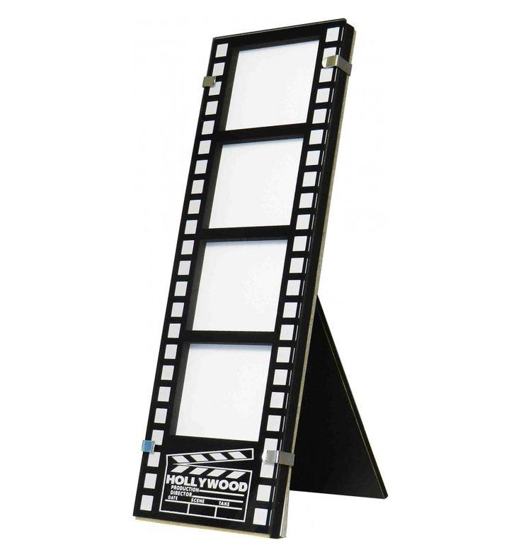 Marco de fotos cine regalos originales kamir tienda - Decoracion de marcos para fotos ...