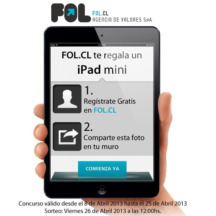 Concurso nuevo de www.fol.cl