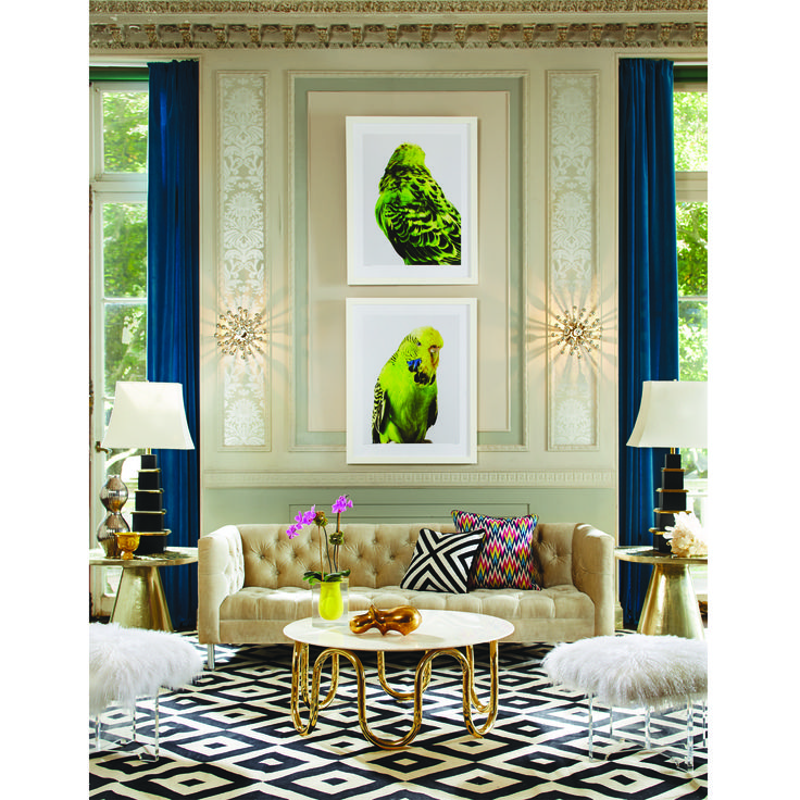 Jonathan Adler Living Room Minimalist Beauteous Design Decoration