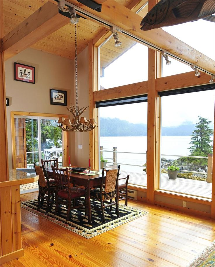 Sitka Travel: beautiful vacation homes in breathtaking Sitka, Alaska. The perfect spot for a rejuvenating getaway #travel #alaska #sitka