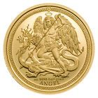 ◕♯ 2017 Isle of Man 1/2 g Gold Angel Proof Coin GEM Proof OGP SKU50000 http://ebay.to/2B2aiYe