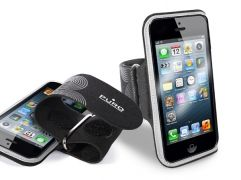 Θήκη μεταφοράς PURO sport ARMBAND για iPhone 5/5S-4/4S-3GS μαύρο  smartphone mobile puro sport case accessories