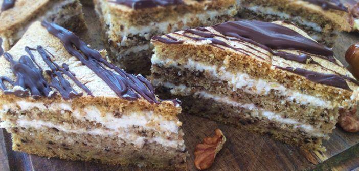 Cukráreň SMARTmug.sk: Zdravá fit marlenka