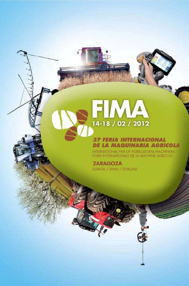 Cartel FIMA 2012