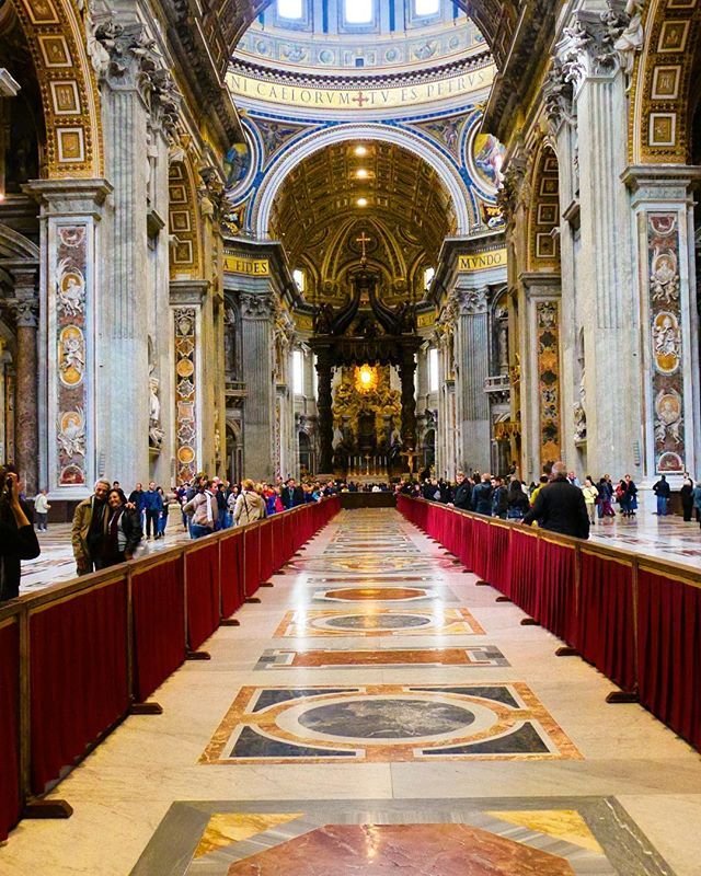 """Basílica de São Pedro. Cidade do Vaticano. Roma. Itália. Nov/2016 #lumixgh3 #basilicasaopedro #vaticano #travel#travels #traveler #travelpic #traveller #travelphotography #travelblogger #travelling #travelphotography #travelphoto #travelblog #traveling #photo#photos#photoart #photoart #photography #photogenic #photogram #photogrid #photogrid #photographs #photografy #roma#italia"" by @toninho12345 (Antonio Carlos Magalhães Alves). #turismo #instalife #ilove #madeinitaly #italytravel #tour…"