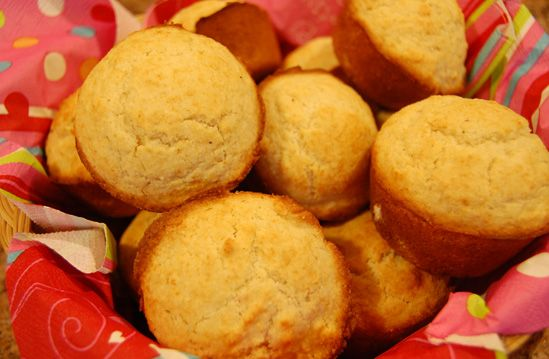 #diabetic cornbread muffins- just made these tonight~barely sweet at all, no fake sweeteners, unsweetened applesauce & a little sugar- yummy!!