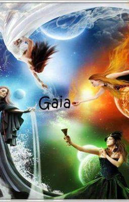#wattpad #teen-fiction Gaia é um mundo inventado para que os humanos pudesses estar longe dos kardons,(kardons é o nome que se da as pessoas que possuem poderes) mas ha muito tempo atrás um do elemento terra (existem quatro elementos- terra, ar, agua e fogo) apaixono-se por uma humana e foi daí que tudo começou... Entre...