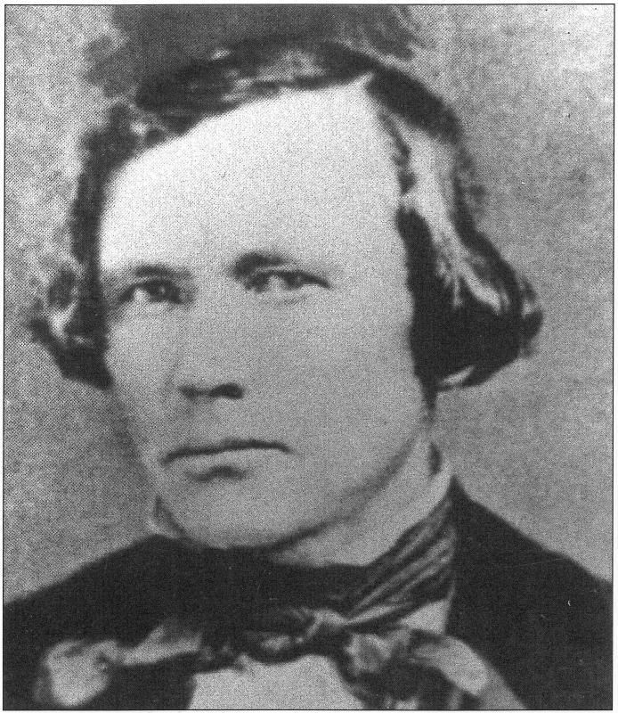 "This is Christopher ""Kit"" Carson, the scout that guided Fremont around the West…"