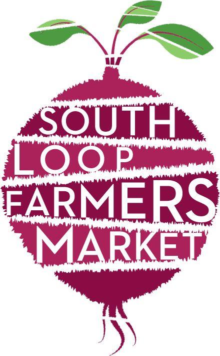 south loop farmers market logo