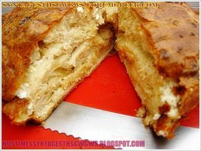ΥΠΕΡΟΧΟ ΤΥΡΟΨΩΜΟ!!! | Νόστιμες Συνταγές της Γωγώς
