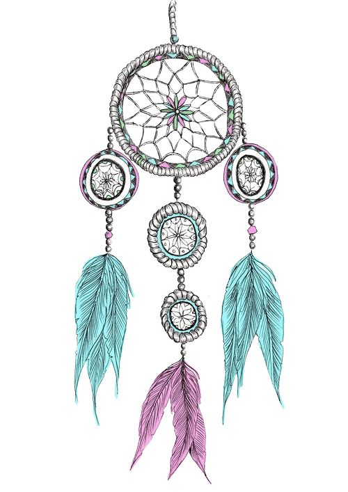 dream catcher :) | We Heart It | Dream, blue, and dreamcatcher