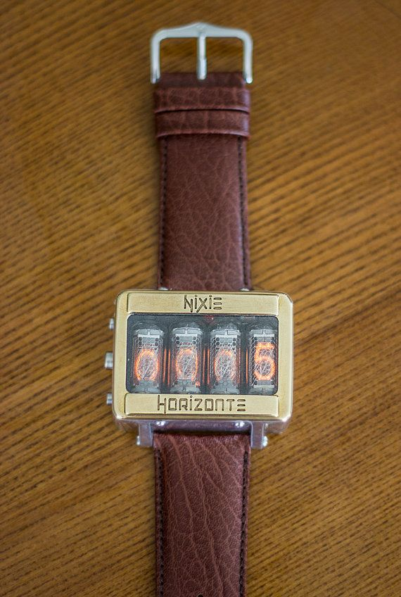Top 25 Ideas About Nixie Tube On Pinterest Steampunk