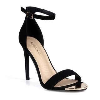 Shop for Mark and Maddux Cliff-01 Single Sole Women's Clear High Heel Sandals and more for everyday discount prices at Overstock.com - Your Online Shoes Store!