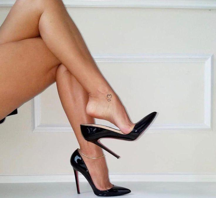 Ножки на каблуках видео — photo 15
