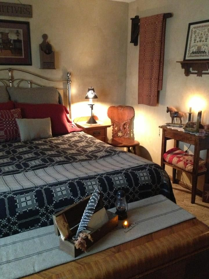 Best 25+ Primitive Country Bedrooms Ideas On Pinterest