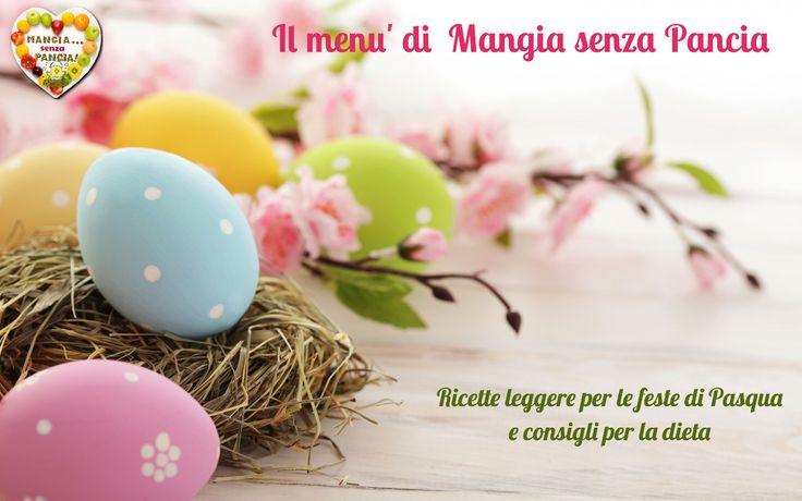 Menu di Pasqua leggero