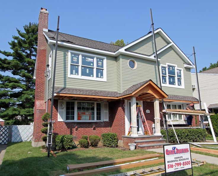 189 best images about home on pinterest craftsman style for Cape dormers