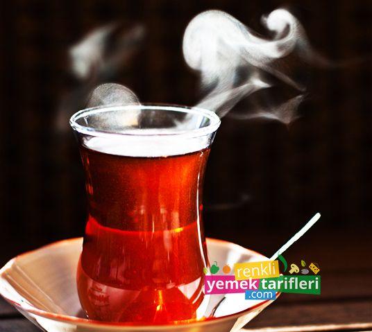Çay Nasıl Yapılır  Çay Nasıl Demlenir, Çay Nasıl Yapılır, Çay Tarifi, How to make tea, Wie macht man Tee, Как сделать чай http://www.renkliyemektarifleri.com/cay