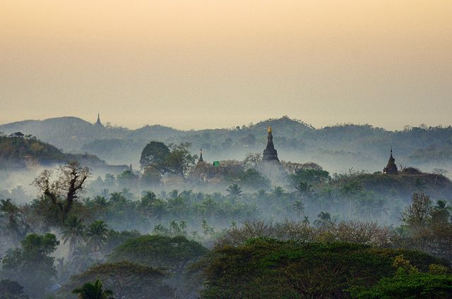 Guide to the Temples of Mrauk U in Myanmar – I Wander