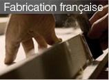 Tous les éléments qui composent nos rangements sont conçus et fabriqués dans nos ateliers de Domont en région parisienne. En mettant en œuvre le savoir-faire français, nous vous assurons une qualité irréprochable.