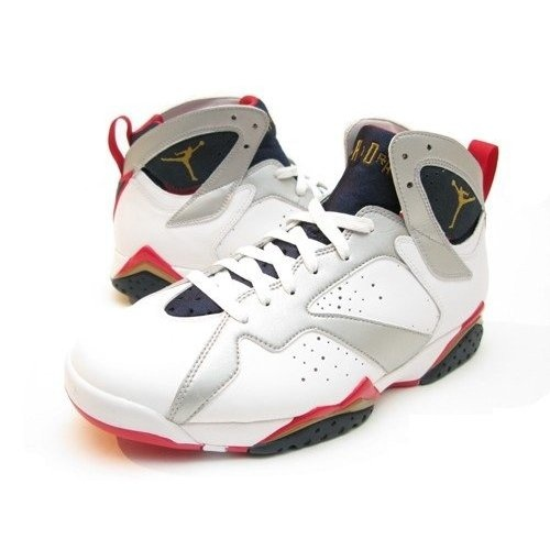 retro 6 white\/midnight navy\/varsity red robin
