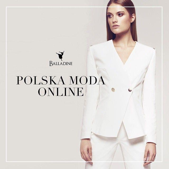 Balladine - polska moda online.  W naszym różnorodnym asortymencie znajdziecie zarówno idealnie skrojone ubrania do pracy, odpowiednie na oficjalne spotkania, jak i stroje typu casual. Oprócz wyselekcjonowanych projektów odzieżowych, dostępne są także akcesoria: biżuteria, paski i wysokiej jakości skórzane torebki od polskich projektantów.  >>http://www.balladine.com/