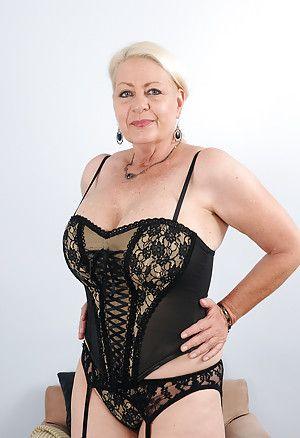 Porno De Granny 7
