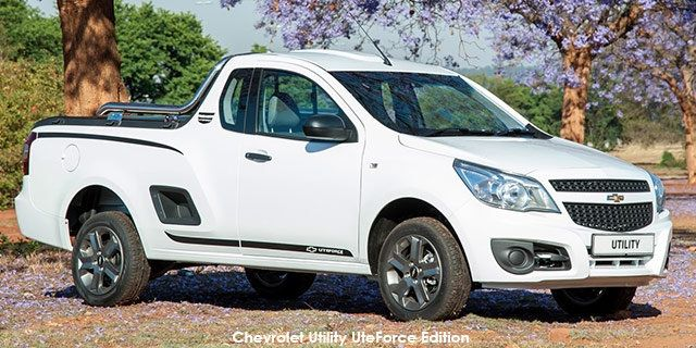Chevrolet Utility South Africa In 2020 Chevrolet South Africa Africa