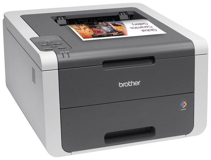 Kolorowa #drukarka laserowa z http://www.link-druk.com.pl/drukarka-laserowa-kolorowa/ firma #brother