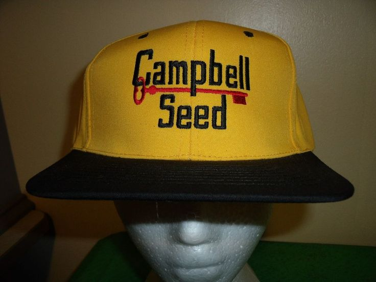STYLE:This is a great baseball style, trucker hat. CONDITION:It is a new hat.   eBay!