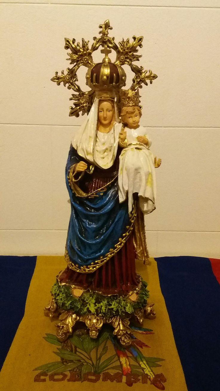 La Virgen de Chiquinquirá,  Colombia