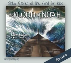 The Flood of Noah by Bodie Hodges & Laura Welch {Book Review}