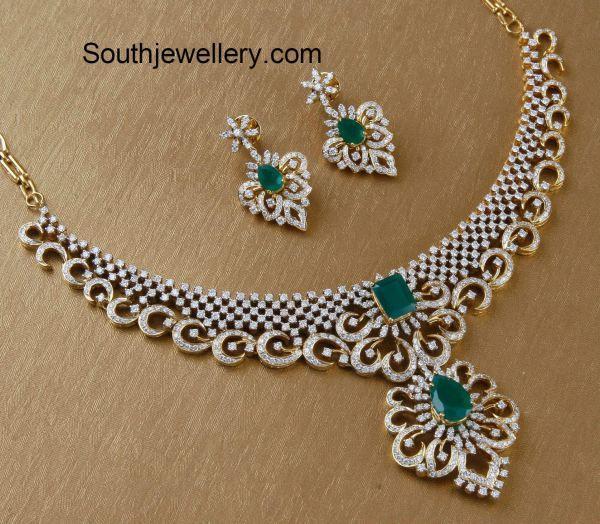 simple_diamond_necklace_designs