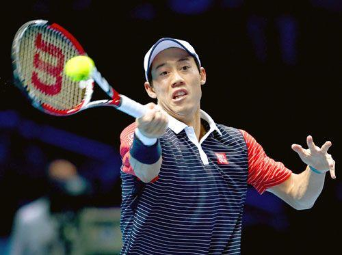 (2014年の記事の追加です)11月11日 ATPツアー・ファイナル 錦織くん vs. フェデラー、フェデラー強かったー (>_<) でも初めて見た2人の対決、楽しませてもらいました! ---Miki  錦織がフェデラーに敗れる nikkansports.com