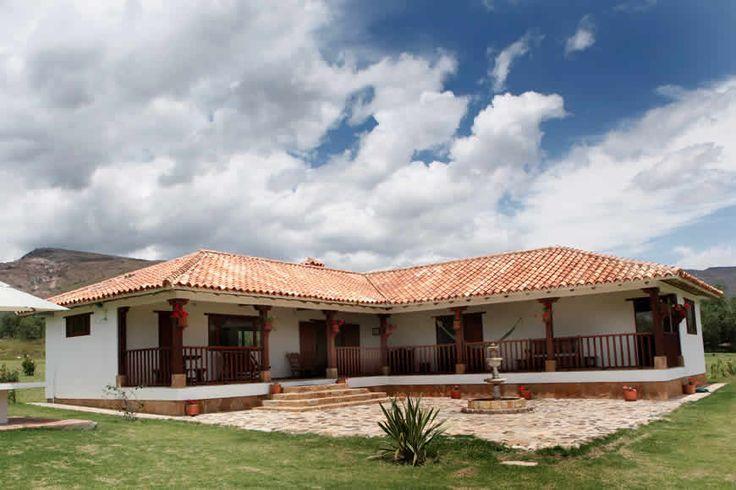 M s de 1000 ideas sobre fachadas de casas campestres en for Fachadas de casas campestres de un piso