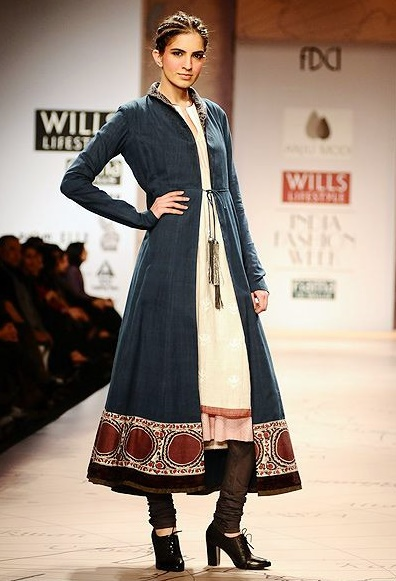 Desi Bride: Wills Indian Lifestyle India Fashion Week 2012