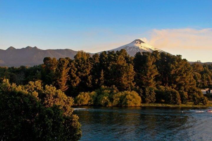 #Pucon #holiday #volcano #volcán #villarica #sur